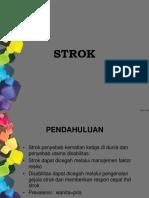 (5) Stroke