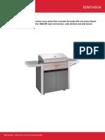 BeefEater BDM1540GA Factsheet