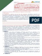 ACTA DE ACUERDOS DE CONVIVENCIA ESCOLAR Y COMUNITARIO 2013-2014.doc