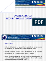 Induccion Del Seguro Social