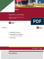 RapidRide K Line Briefing