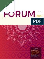 2019 LASAForum Vol50 Issue3