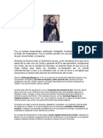 Santo Domingo de Guzmán Breve Historia