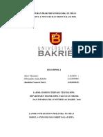 Laporan Pengukuran Debit Dalam Pipa Modul 4