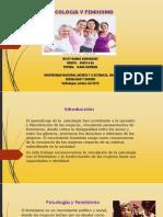 Sexualidad y Genero-psicologia y Feminismo