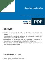 Cuentas Nacionales unidad III