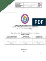 Ficha Tecnica Del Conservas