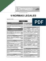 30-09-2009 Decreto Supremo N° 009-2009-MIMDES