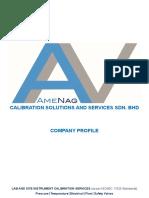 AMENAG CSS Company Profile