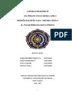 Salinan Laporan Apk Kelompok 1 Produk Rak Buku