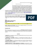 Derecho Peticion Convocatoria 2020 Sena
