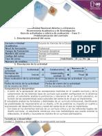 Guía de Actividades y Rúbrica de Evaluación - Fase 3 - Problematización Del Currículo (3)-1