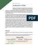 Introducción a HTML_Grado11
