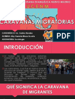 CARAVANAS MIGRATORIAS