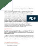 Pseudocódigo y Diagrama de Flujos.docx