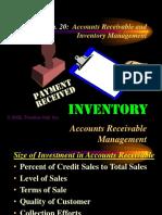 Piutang & Persediaan (Financial Management - Manajemen Keuangan)