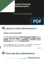 Unidad II Semana 8 Teoria Del Acto Administrativo (1)