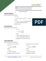 Calaculo I - funciones