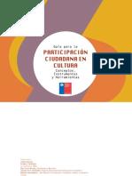 Guia Participacion Ciudadana Cultura