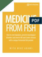 Medicine From Fish