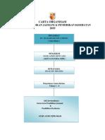 Carta Organisasi panitia PJPK 2019