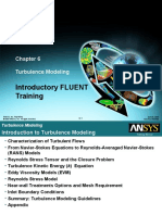 Fluent12 Lecture06 Turbulence