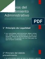 Principios Del TUO de La Ley 27444 (2)
