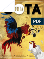 Revista La Gota Fria No 1