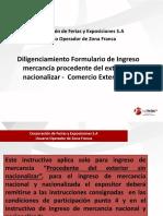Createx 2019 Ingreso Mercancia Procedente Exterior Sin Nacionalizar (2)