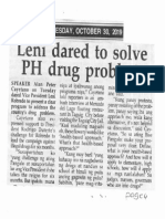 Peoples Tonight, Oct. 30, 2019, Leni dared to solve PH drug problem.pdf