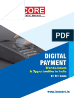 Niti Ayog Digital Payments