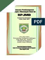 Dokumen RPJMD
