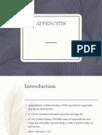 Appendicitis Tita