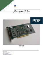 Auricon 22 Plus