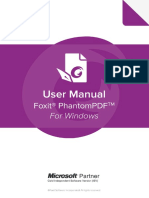 FoxitPhantomPDF9.7 Manual