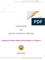 VUDA HAND BOOK for Layout Approval Process