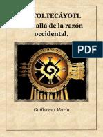 TOLTECAYOTL MAS ALLA DE LA RAZO - Guillermo Marin.pdf