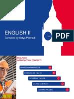 English II (Introduction)