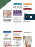 Leaflet Bayi Prematur