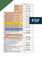 List v Belt & Filter PT. Berguna Bangun