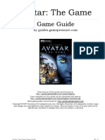 James Cameron's AVATAR The Game - Guide by GamePressure.com