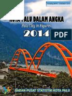 Kota Palu Dalam Angka 2014