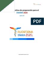 Guia de Estudio ENARM 2020 1