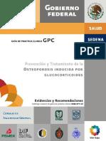 Osteoporosis Por Glucocorticoides