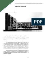 El panteón de los españoles en Romañ Ignacio Vicens y Hualde