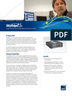 Gilat Product Sheet SkyEdge II IP