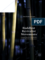 Alan Robert Lopez (Auth.) - Buddhist Revivalist Movements_ Comparing Zen Buddhism and the Thai Forest Movement-Palgrave Macmillan US (2016)