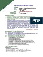 Rpp Pai Kelas 1 Pelajaran 6a