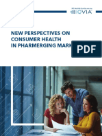 New Perspectives on Consumer Health in Pharmerging Markets