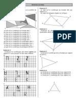 Symétriques de diverses figures